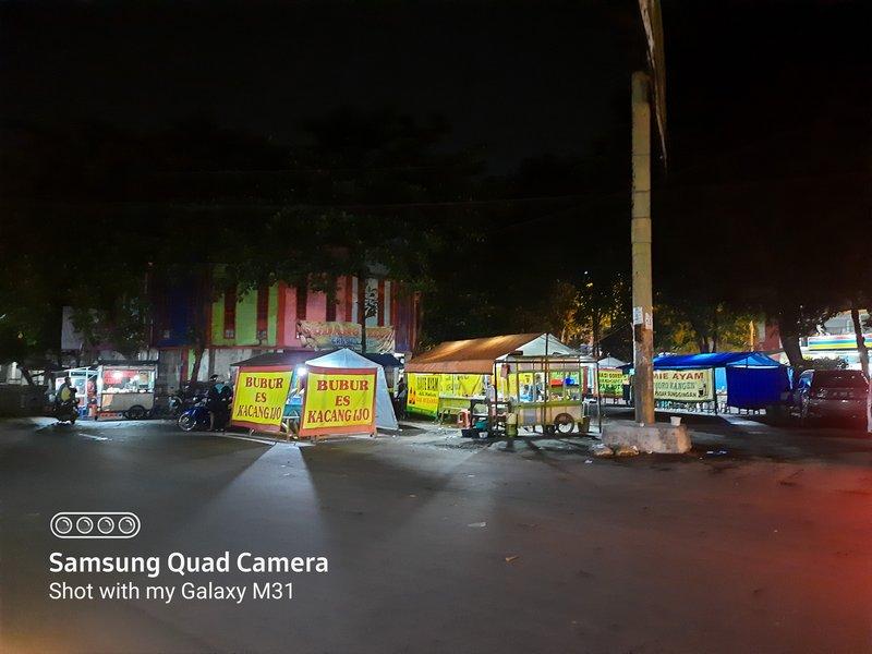Membeli dan Menjajal Samsung Galaxy M31 di Tengah Wabah Covid-19 12
