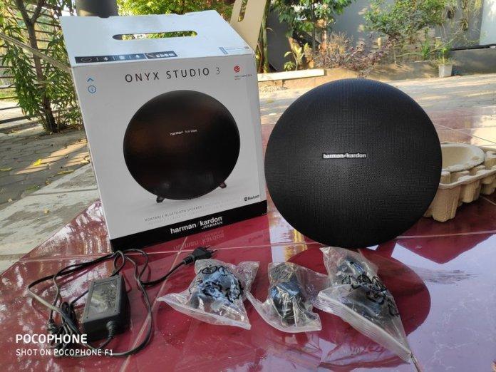 Pengalaman Setahun Pakai Speaker Harman Kardon Onyx Studio 3 3
