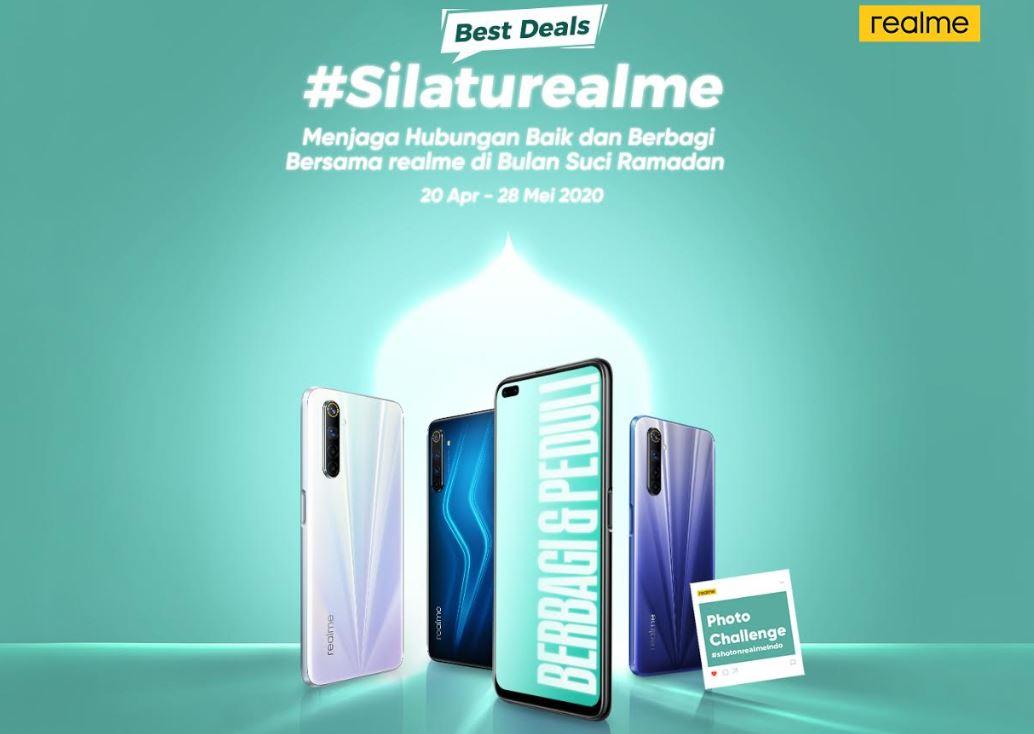 Sambut Ramadan, Realme Gelar #Silaturealme 1