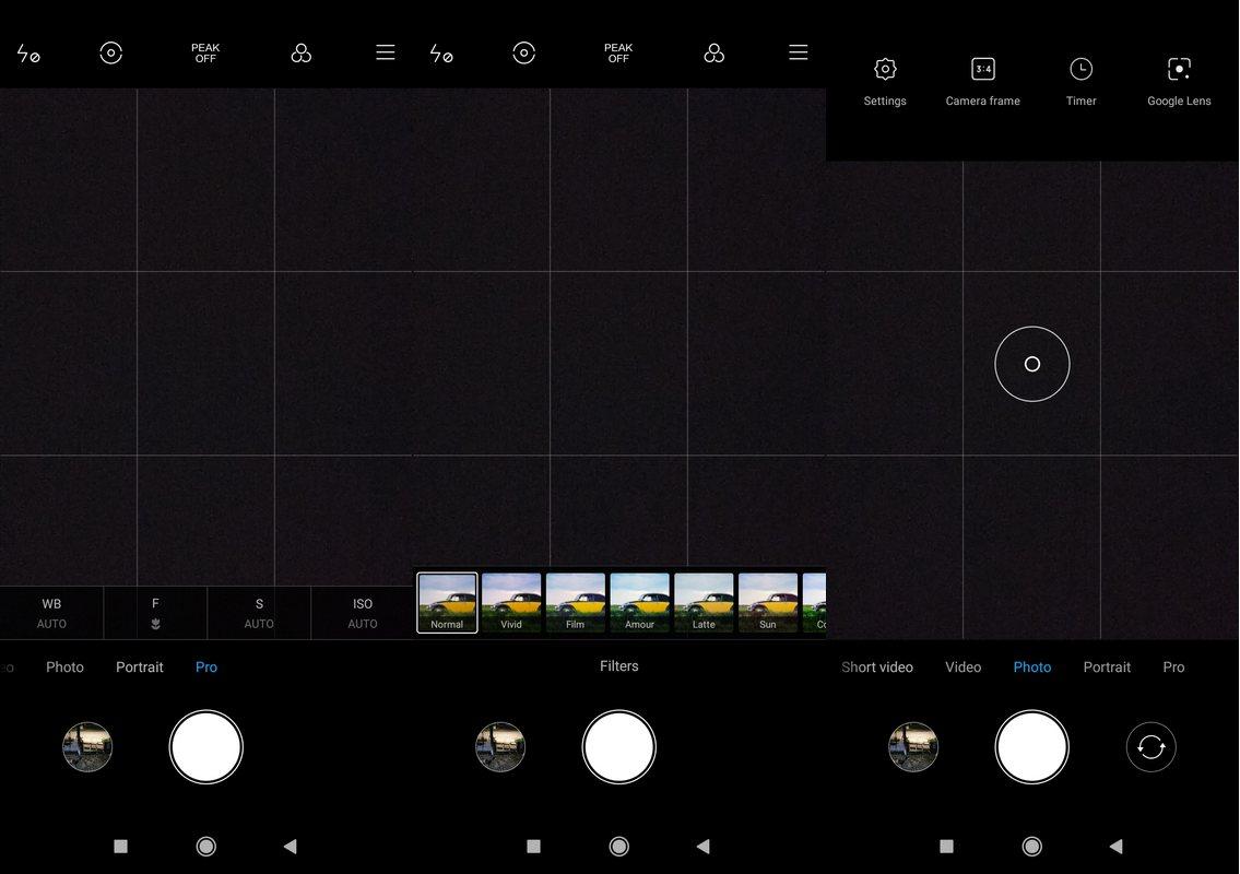 Antarmuka & Fitur Kamera Xiaomi Redmi 8