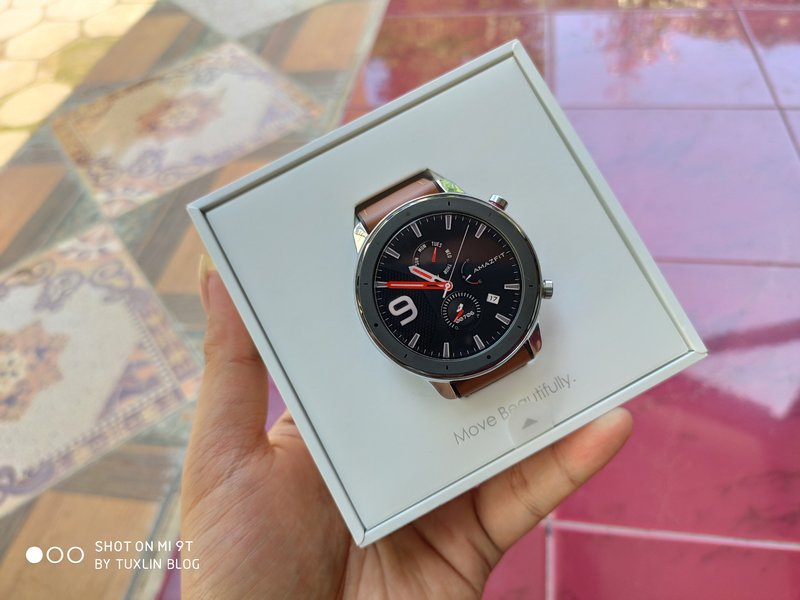 Pengalaman Hampir Setahun Pakai Smartwatch Amazfit GTR 1
