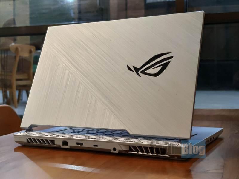 Pengalaman Non Gamer Pakai Laptop Gaming Asus ROG Strix G15 G512LV 3