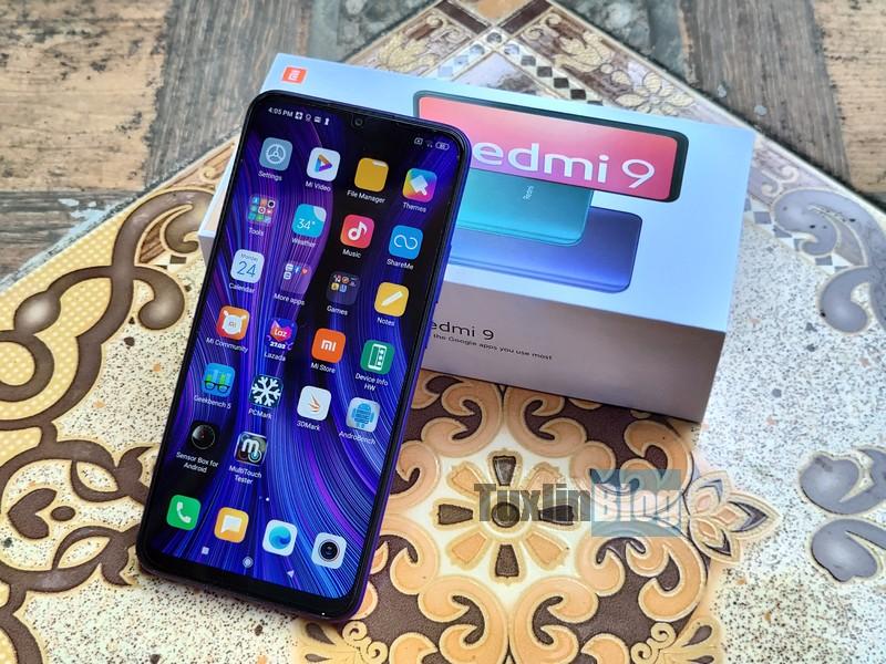 Performa Xiaomi Redmi 9