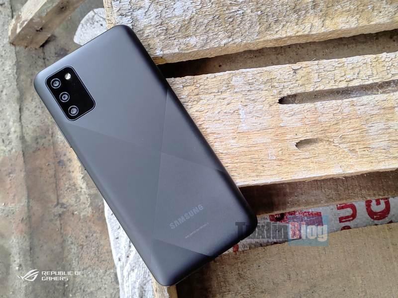Samsung Galaxy A02s Review: Kurang Bertenaga, Tetapi Baterai Awet