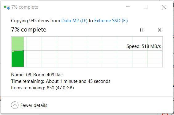 Sandisk Extreme Portable SSD 1TB Review: Kapasitas Besar, Performa Kencang! 10