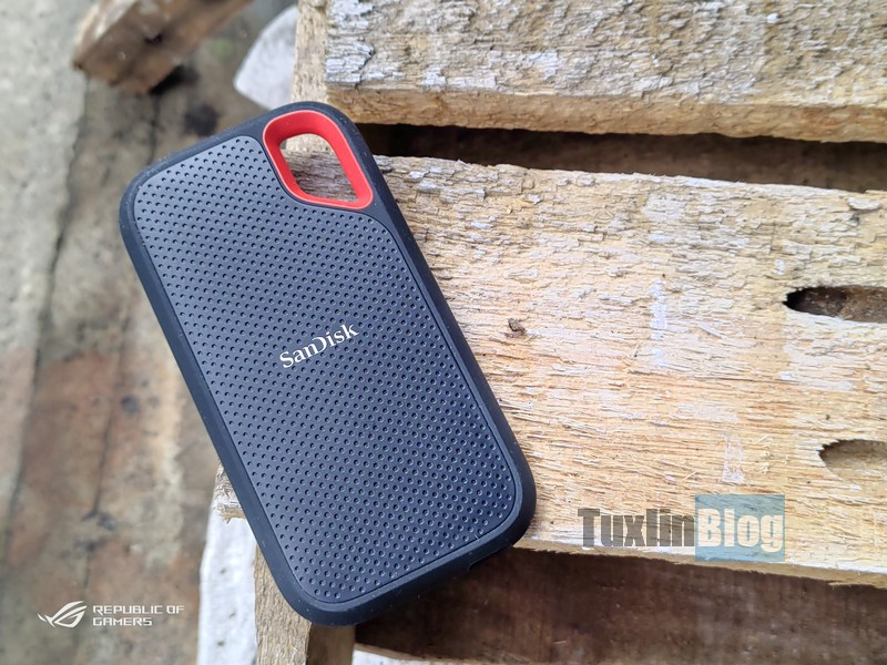 Sandisk Extreme Portable SSD 1TB Review