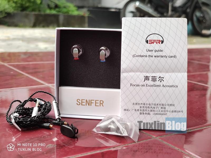 Paket Penjualan Senfer DT6 Pro
