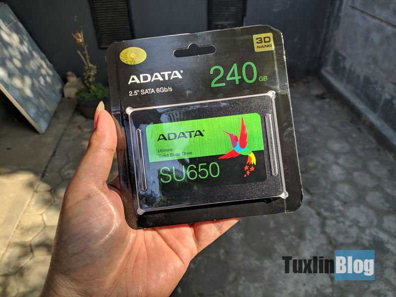Adata SU650 240GB SSD Review: Murah Meriah, Performa Ngebut! 1