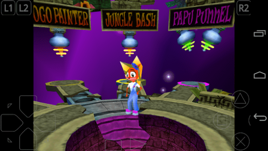 Crash PS1 Android