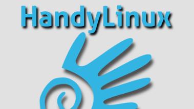 HanyLinux logo