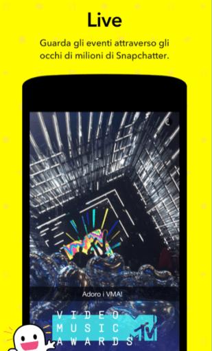 Snapchat apk download