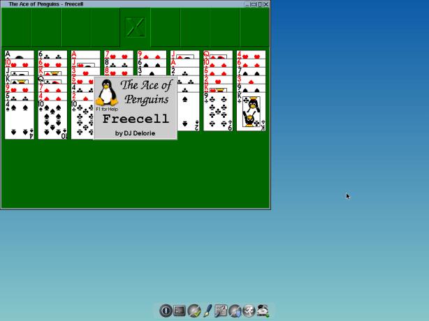 Tiny Core Linux 8.0, Giochi.