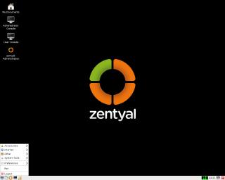 Zentyal 6.0.