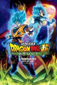 Poster de Dragon Ball Super: Broly