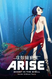 Ghost in the Shell Arise: Border 3 – Ghost Tears