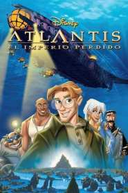 Poster de Atlantis: El Imperio Perdido / Atlantis: The Lost Empire