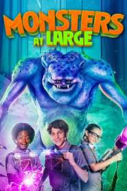 Poster de Los Cazamonstruos / Monsters at Large