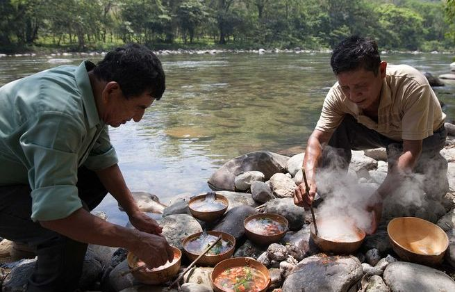 Stone Soup, a Prehispanic Dish from Oaxaca