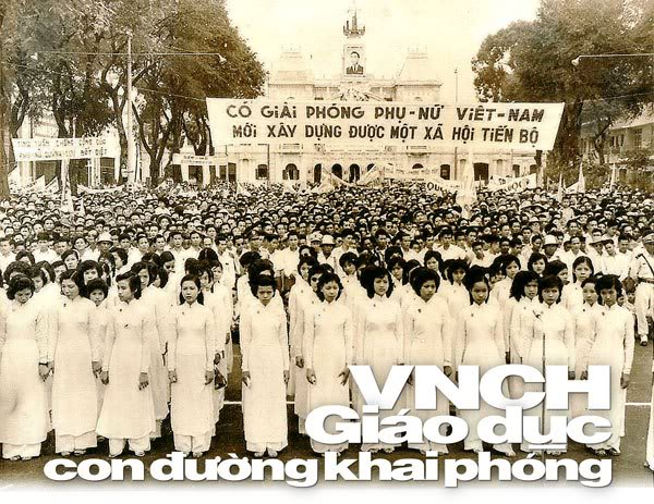 Image result for Giáo dục thời VNCH