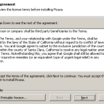 Picasa for Linux License Agreement