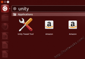 Dash - Unity Tweak Tool