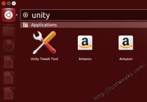 Dash - Unity Tweak Tool