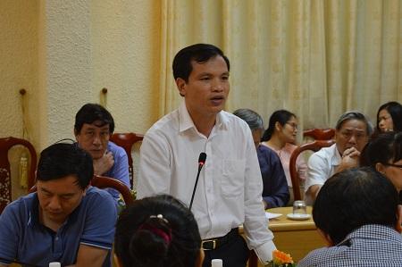 Giao cho các Sở GD-ĐT tổ chức kỳ thi THPT quốc gia