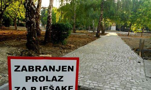 park-zabrana