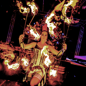 tűzzsonglőr műsorok