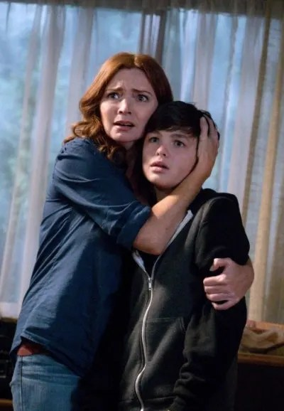 Logan Williams on Supernatural