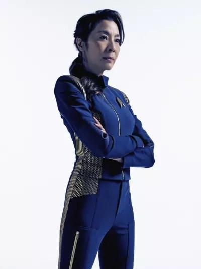 Michelle Yeoh as Captain Philippa Georgiou - Star Trek: Discovery
