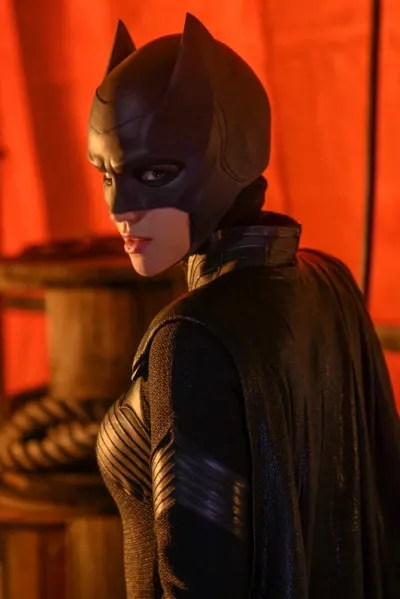 First Appearance of Batwoman Season 1 Episode 1