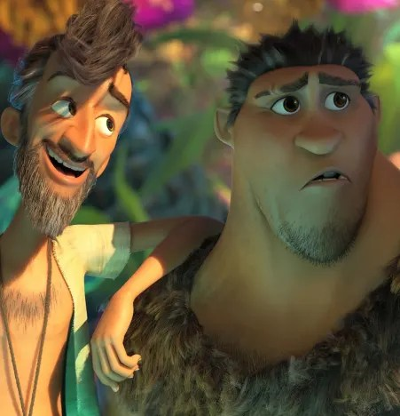 The Croods A New Age Grug Phil