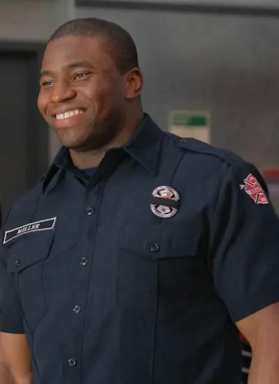 Dean smile - Station 19 Season 3 Episode 13