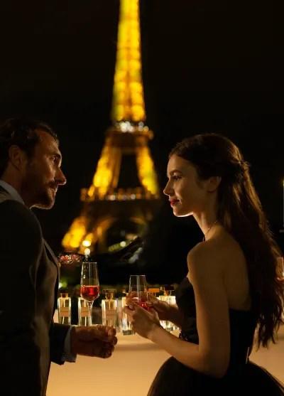 Emily Meets Antoine - Emily in Paris Season 1 Episode 3