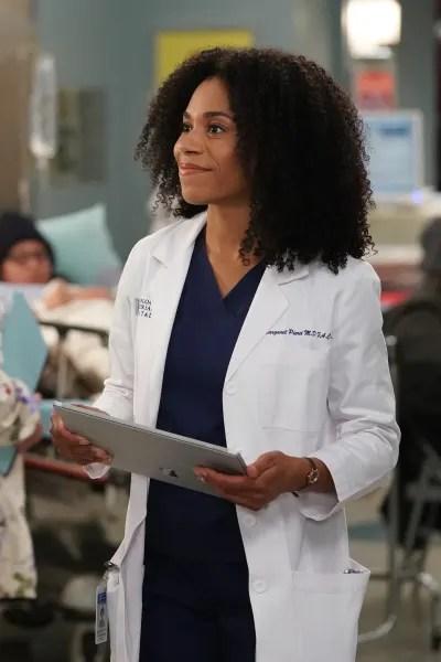Glorious Mane  - Grey's Anatomy Season 16 Episode 15