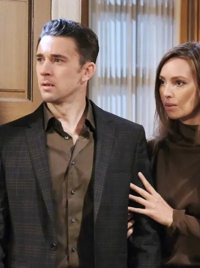 An Incriminating Conversation/Tall - Days of Our Lives