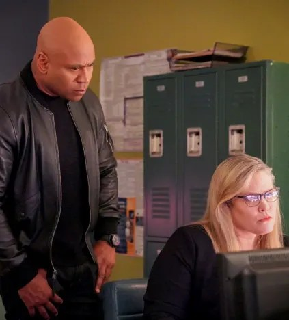 Doing Research - NCIS: Los Angeles Season 11 Episode 11