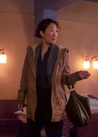 Cocky Eve - Killing Eve Season 2 Episode 7