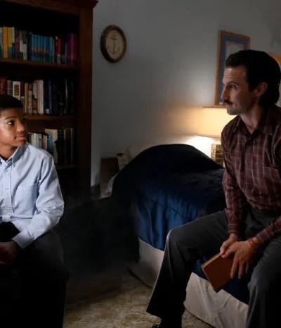 Talking To His Son - This Is Us Season 4 Episode 7