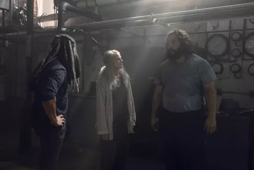 Meeting Of The Minds - The Walking Dead Season 9 Episode 6