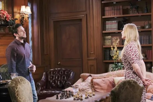 Jake Causes Trouble - Days of Our Lives