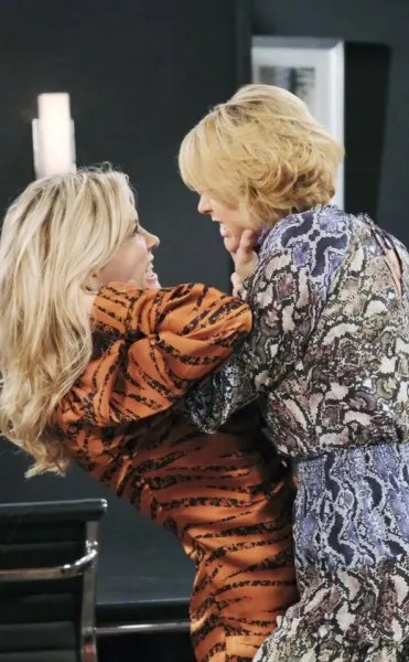Nicole Picks A Fight/Tall - Days of Our Lives