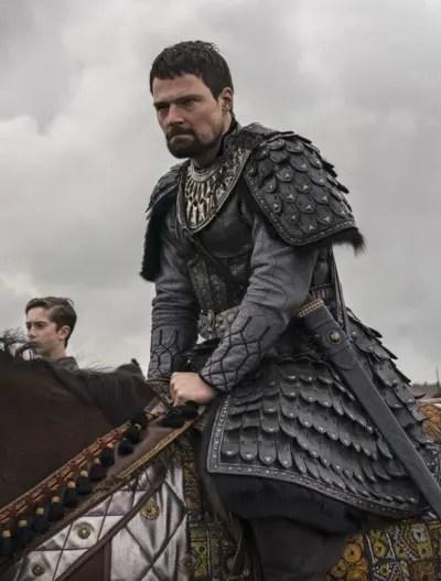 Oleg Looks Shocked - Vikings Season 6 Episode 11