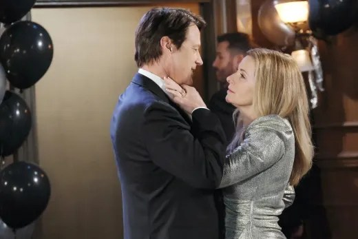 Jack and Jennifer Reconcile - Days of Our Lives
