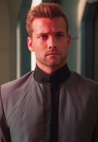 Xander Reporting In - Pandora Season 2 Episode 2