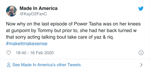 power finale controversy