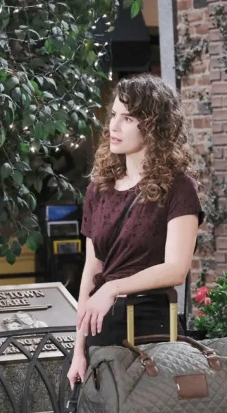 Confessing to Xander/Tall - Days of Our Lives