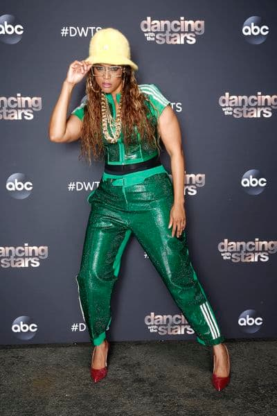 Tyra Banks on '80s Night - Dancing With the Stars Season 29 Episode 5
