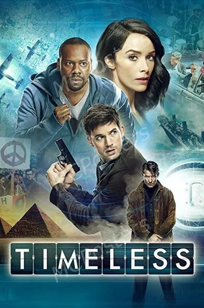 Timeless Poster Tall